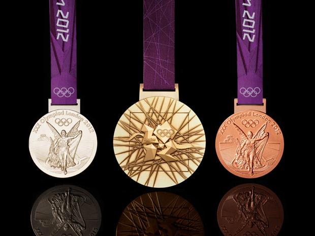 Olimpmedali 2012