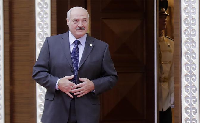 На фото: президент Белоруссии Александр Лукашенко (Фото: Михаил Метцель/ТАСС)