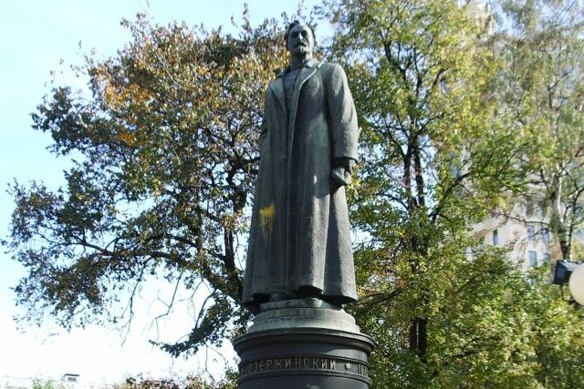 Памятник Феликсу Эдмундовичу Дзержинскому в парке Музеон
